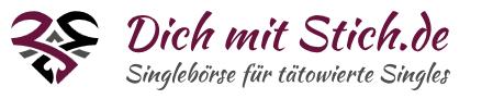 Dich mit Stich - Logo