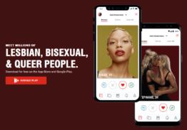 HER - DatingApp für bisexuelle und lesbische Frauen