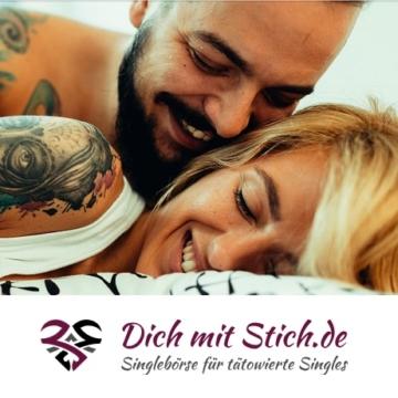 Dating-Website tätowierte Singles
